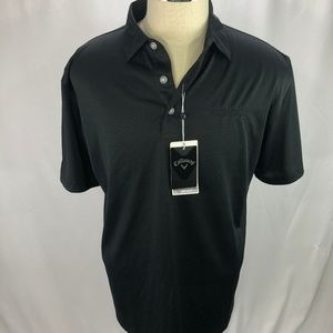 NWT CALLAWAY Men's Golf Polo Shirt Size L